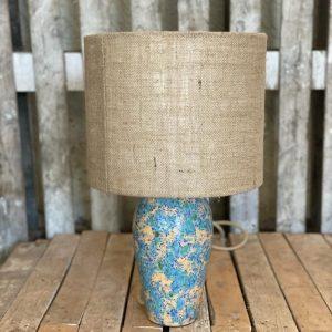 Ceramic Lampstand